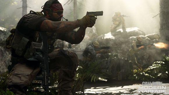 Beeld van 'Call of Duty: Modern Warfare'