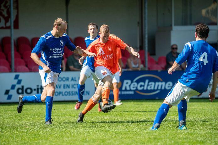 OBW won zaterdag eenvoudig met 1-5. Archieffoto Jan van den Brink