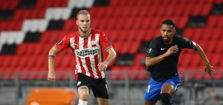 Hendrix krijgt weer eens kans bij PSV: 'Ga nooit bij pakken neerzitten'