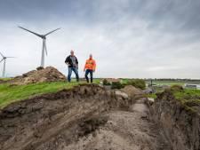 Hevels zorgen voor schoon water in Flevoland