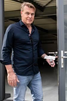 Arno Cup joeg met een kettingslot krakers uit zijn pand:  'De politie had die gasten eruit moeten werken'