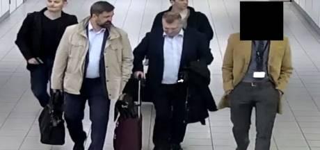 Auto spionerende Russen tentoongesteld