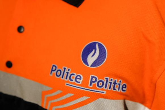 Illustratie politie Brussel.