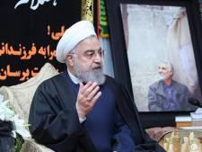 Iraanse president waarschuwt dreigende Trump