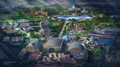 Disneyland Paris onthult nieuwe details over uitbreiding Walt Disney Studios Park