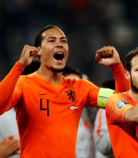 Van Dijk: Blij dat we iets terug kunnen doen voor amateurvoetbal