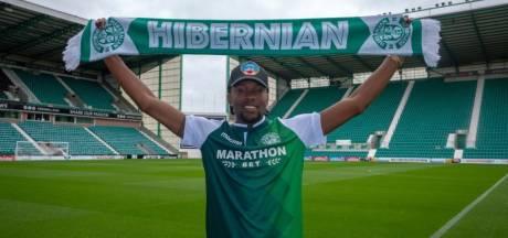 Transfervrije Nelom tekent bij Hibernian