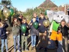 Beekse Bergen ontvangt miljoenste bezoeker, een nieuw record voor het safaripark