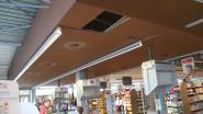 Dieven breken binnen langs dak Delhaize: zeker 8.000 euro aan sigaretten gestolen