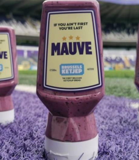 """""""Mauve"""", la nouvelle... sauce du Sporting d'Anderlecht"""