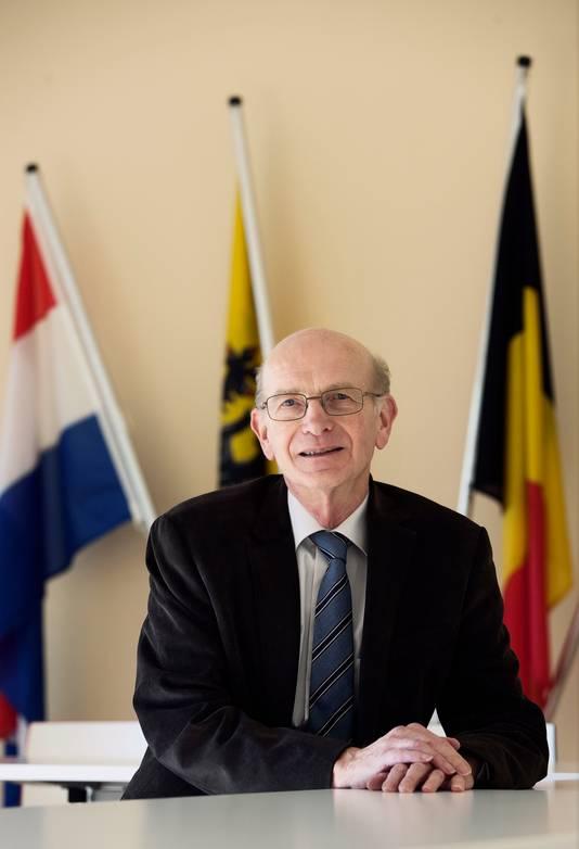 Burgemeester Leo van Tilburg van Baarle-Hertog