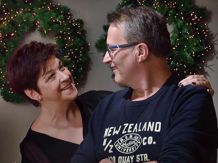 Marianne en Kees Sibens laten zich niet kisten. ,,Er zijn ergere dingen.''
