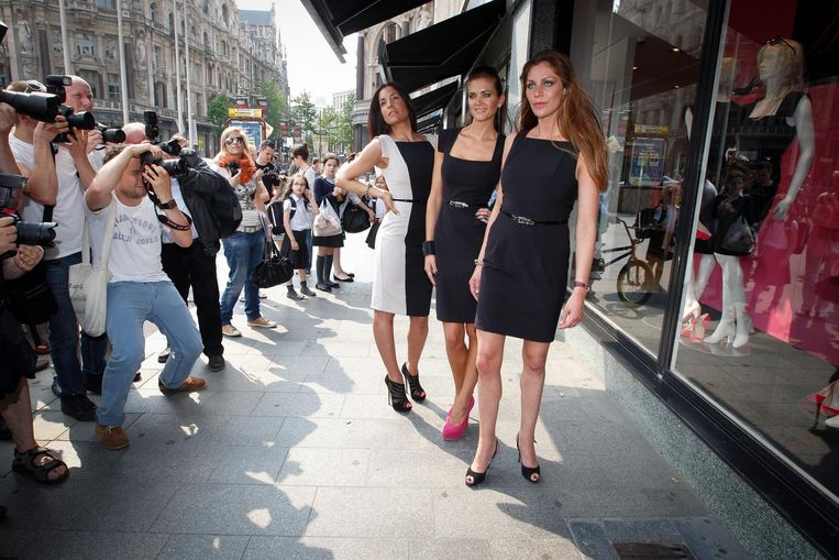 In 2012 stelde Astrid Bryan onder grote mediabelangstelling nog haar kledinglijn voor bij Dany-May in Antwerpen.