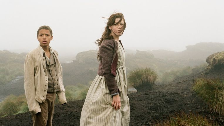 Still uit Wuthering Heights. Beeld null