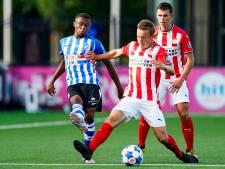 FC Eindhoven groeit en Jap Tjong groeit mee: 'Gelukkig zag Brandts me voetballen'