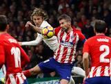 Barça lachende derde na El Derbi Madrileño