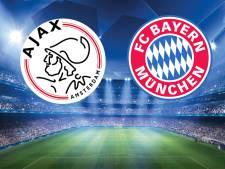 Ajax moet Bayern verslaan voor groepszege