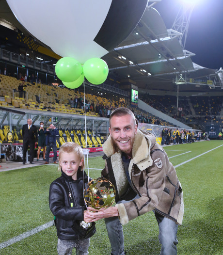 Rutjes neemt afscheid van Roda JC én Sparta