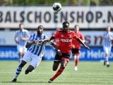 Helmond Sport-uitblinker Sprangers: 'Belangrijke zege voor de supporters'