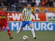 RKC'er Vermeulen niet ontevreden na gelijkspel in halve finale: 'Als we daar scoren, kan het heel mooi worden'
