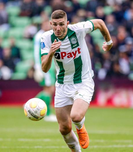 FC Groningen verkoopt Chabot aan Sampdoria