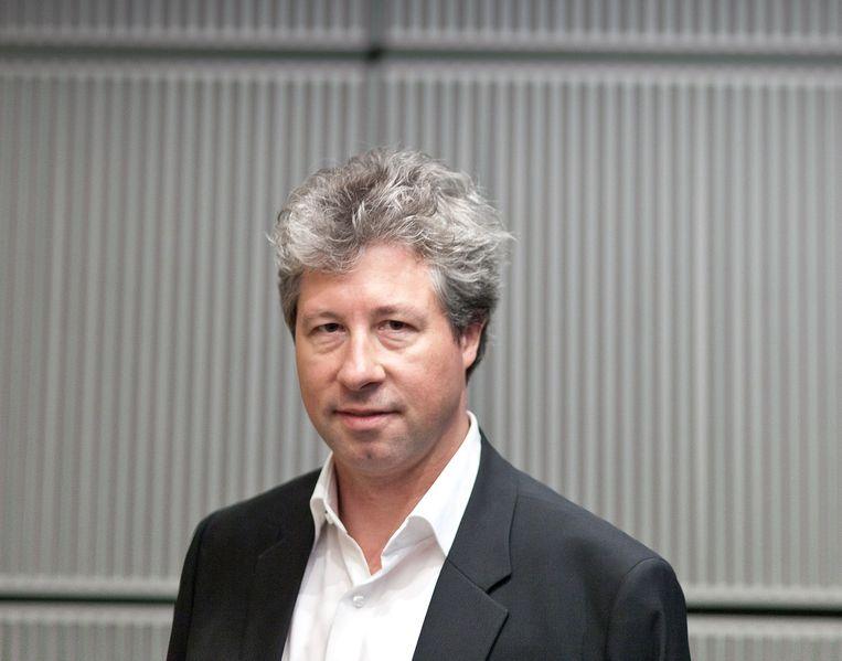 Erik Verlinde Beeld Martijn Beekman