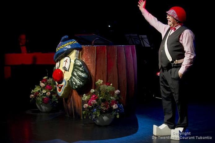 Karel van de Kate is ook dit jaar weer van de partij tijdens het Twents Buutfestival.