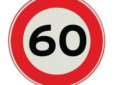 Snelheid deel N640 van 80 naar 60 kilometer per uur