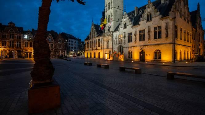 Stadhuis kleurt oranje op Internationale Dag Tegen Geweld op Vrouwen