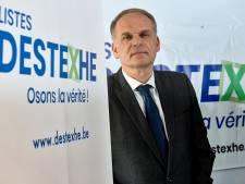 "Alain Destexhe va-t-il continuer la politique? ""On verra"""