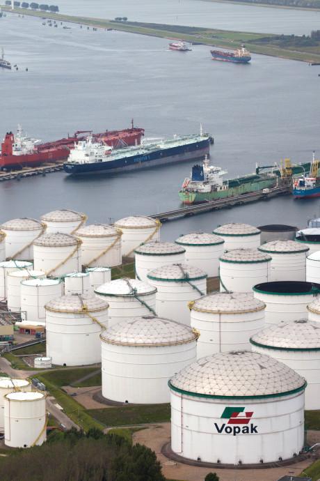 Vaker schonere brandstof bij tankopslagbedrijf Vopak
