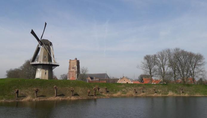 Een van de bezwaren is dat de bebouwing de vrije windtoevoer voor korenmolen Nooit Gedagt aan de Rijkswal zal hinderen.