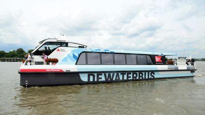 Zes waterbussen naar noorden en Albertkanaal