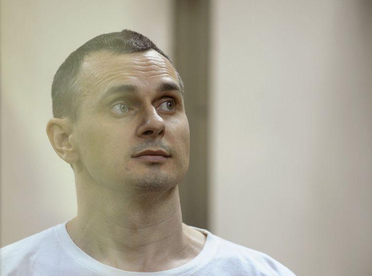 Olag Sentsov. Beeld Reuters