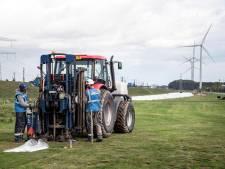 Bodemonderzoek: Aarde 'trilt' rondom dorp Haarle