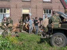 Film in de maak: Huissen voor een dag weer oorlogsgebied