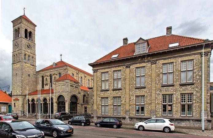 De Steentjeskerk (archieffoto).
