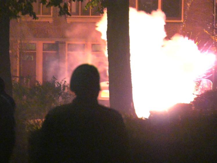 Harde knallen, bange buurtbewoners: vuurwerk zorgt voor onrust in Arnhem
