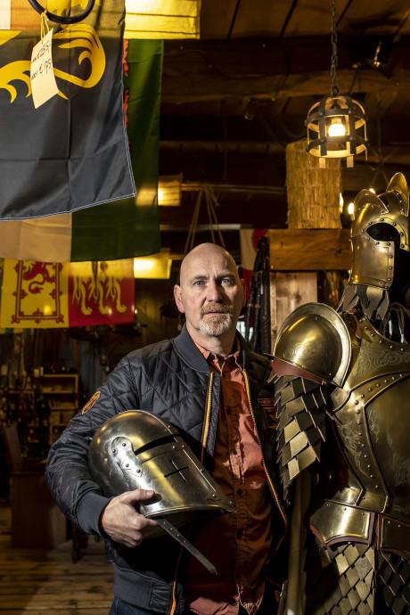 Alleen een wonder kan 'ridderwereld' Dragonheart in Enschede nog redden