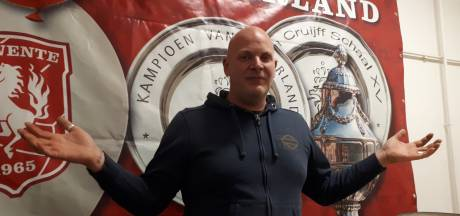 Zakelijke liefde ballonnenman FC Twente is over na 'wanbetaling'