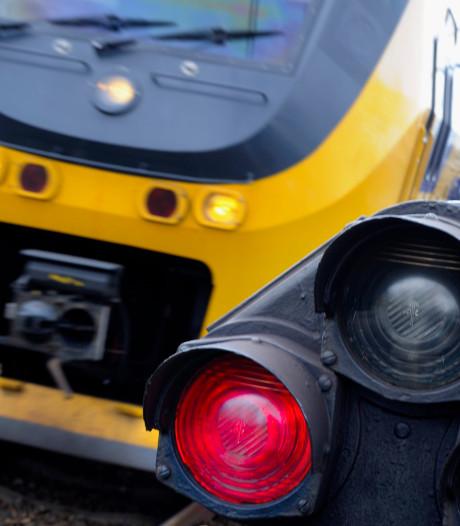Urenlang geen treinen tussen Enschede en Hengelo