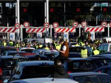 Chaos bij Franse benzineprotesten: vrouw rijdt actievoerder dood