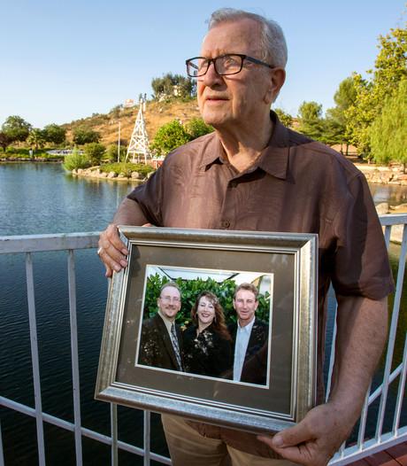 Amerikaanse vader begraaft verkeerde man
