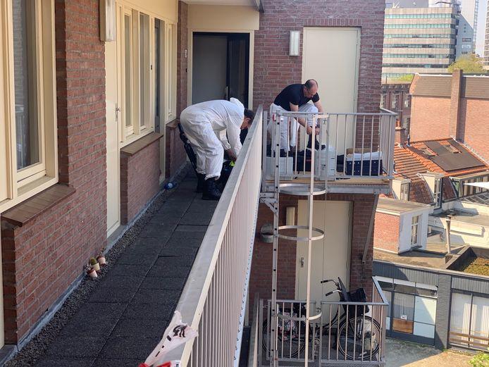 Dode vrouw gevonden Eindhoven
