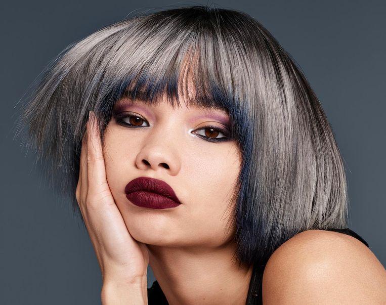 Zeer Haartrend voor durvers: grijs is het nieuwe blond | Style | Nina | HLN &WZ13