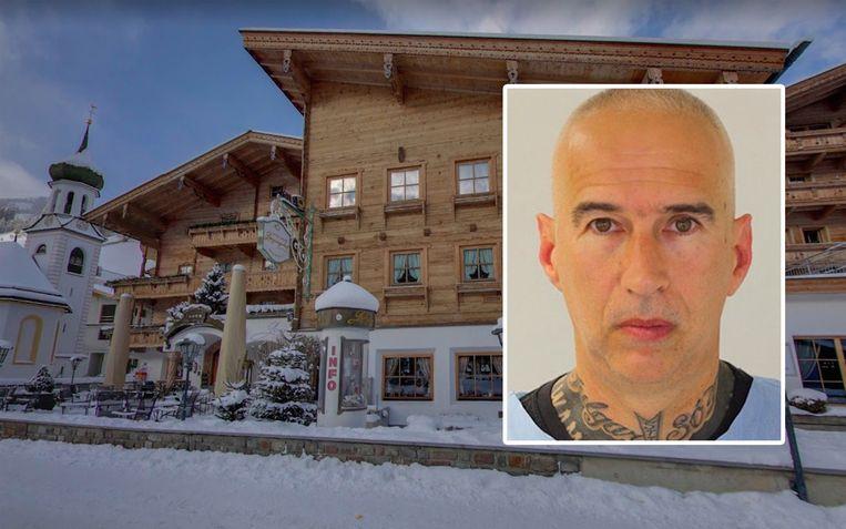 Satudarah-kopman Michel Boer werd door een  speciaal uitgerust arrestatieteam opgepakt in een hotel in Gerlos, een wintersportoord dat erg populair is bij Nederlanders.