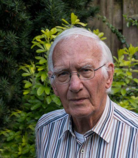Jan van Schaijk had half Herpen in de klas en zag de rest bij de vereniging