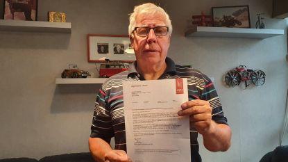 """Frank (64) krijgt GAS-boete tot 350 euro wegens geluidsoverlast: """"We speelden voor 40 woonzorgcentra tijdens de lockdown en dit is hoe stad Leuven ons bedankt?"""""""