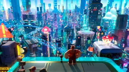 Disneyfilm 'Ralph Breaks the Internet' verbreekt record in VS