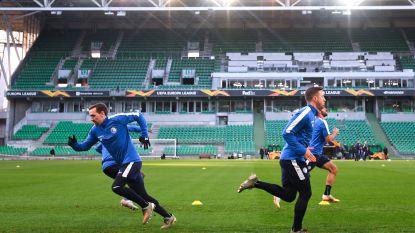 """AA Gent in Saint-Etienne op zoek naar punten en prestige: """"Ik vind dat wij als club meer respect verdienen"""""""